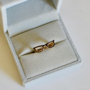 Kate Spade Glasses Ring | Size 5